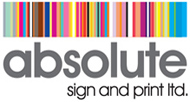 absolute sign and print ltd